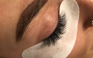 Russian lashes, Chesterfield