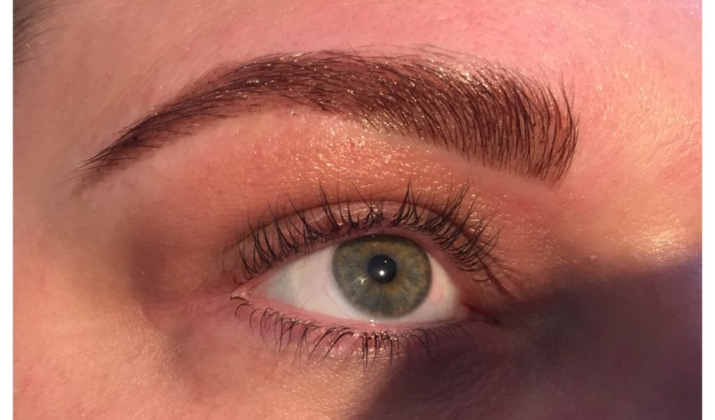 henna brows chesterfield